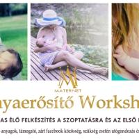 Anyaerősítő Workshop